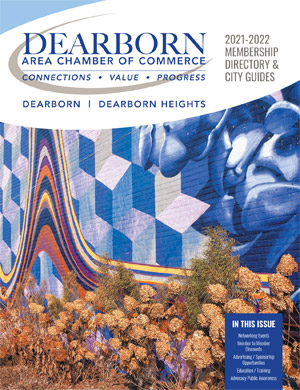 Dearborn Area Chamber of Commerce Membership Directory and City Guides