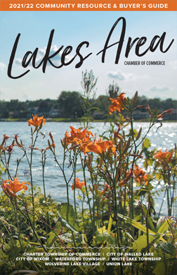 Lakes Area Community Resource & Buyer's Guide