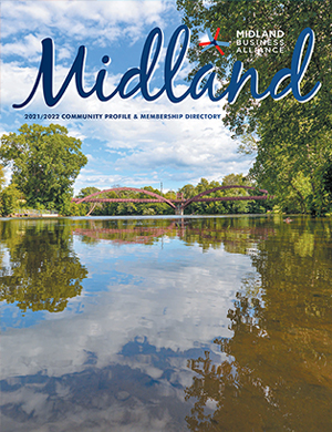 Midland Area Chamber of Commerce Community Profile & Membership Directory