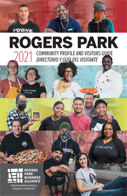 Rogers Park Coummunity Profile & Visitors Guide