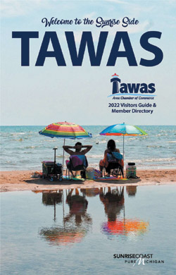 Tawas Area Chamber of Commerce Visitors Guide & Membership Directory
